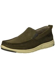 Kenneth Cole REACTION Men's FRED Slip ON Boat Shoe   M US
