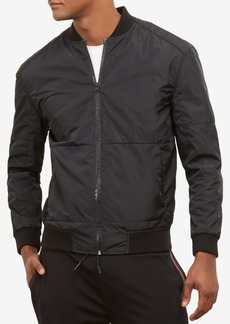 Kenneth Cole Men's Full-Zip Bomber Jacket