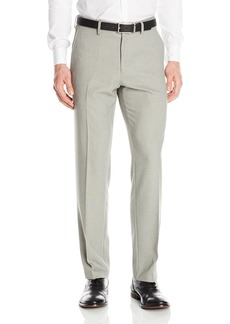 Kenneth Cole REACTION Men's Stretch Modern-Fit Flat-Front Pant  38x30