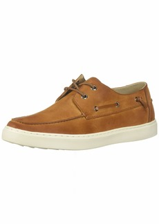 Kenneth Cole REACTION Men's Indy Boat Shoe tan  M US