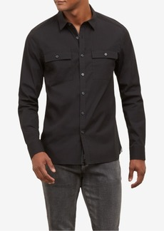 Kenneth Cole Men's Investment Two-Pocket Shirt
