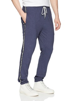 Kenneth Cole REACTION Men's Jogger Pant with Side Tape  L