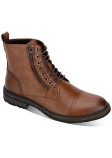 Kenneth Cole Reaction Men's Lace-Up Rex Boots Men's Shoes