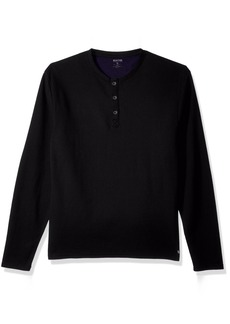 Kenneth Cole REACTION en's Long Sleeve Waffle Top