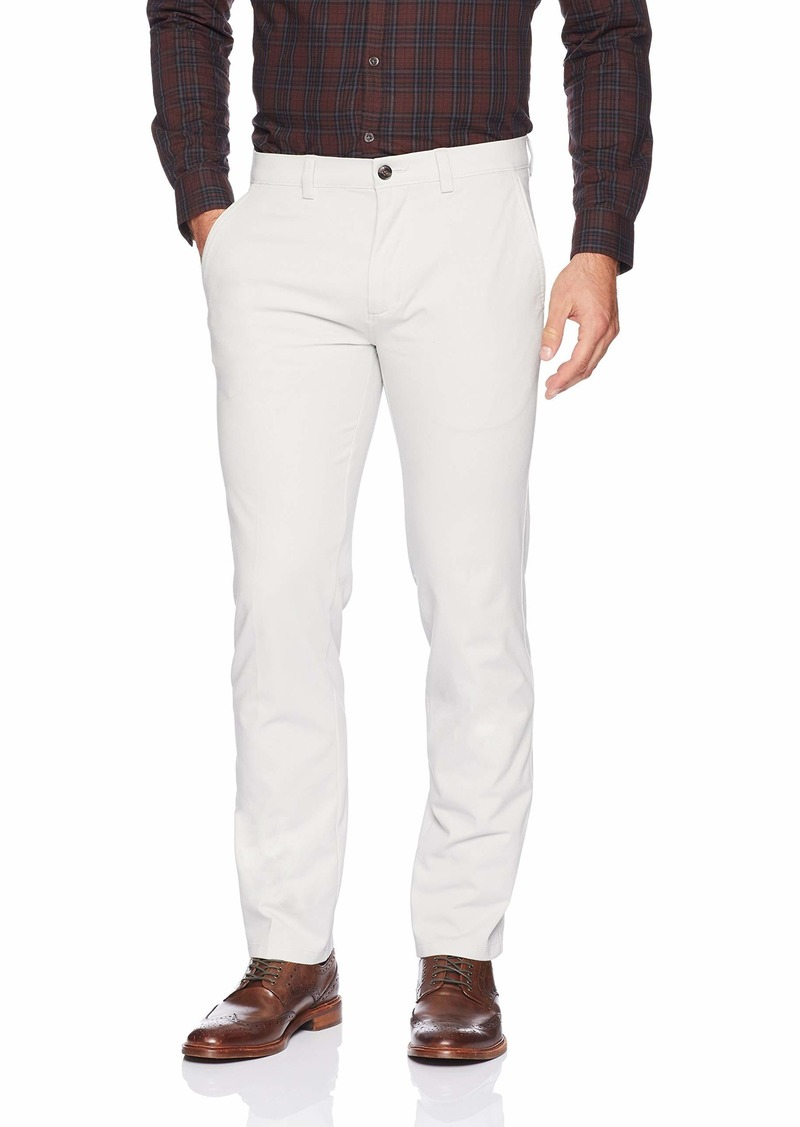 86517e50fe4c Kenneth Cole REACTION Men s Luxury Comfort Stretch Slim Fit Casual Pant  29Wx30L