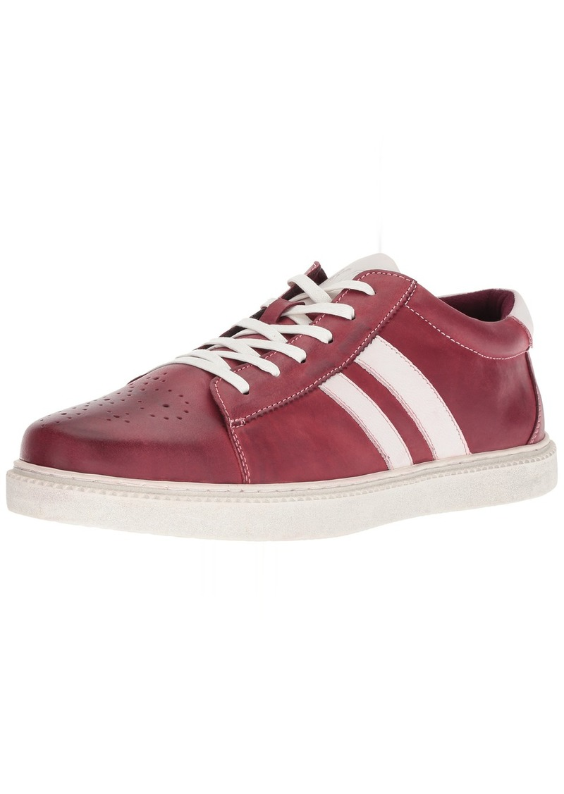 Kenneth Cole REACTION Men's MADOX Sneaker B red  M US
