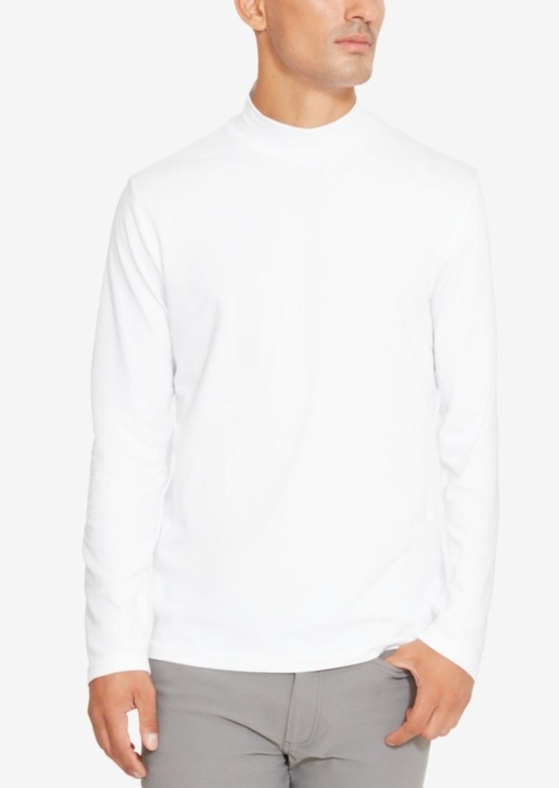 Kenneth cole kenneth cole reaction men 39 s mock neck shirt for Mens mock turtleneck shirts sale