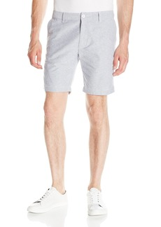 Kenneth Cole REACTION Men's Oxfrd FRNT Short