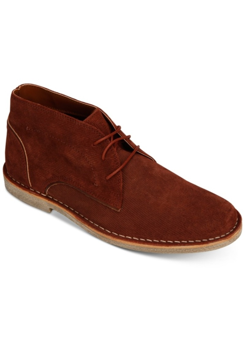 Kenneth Cole Reaction Men's Passage Chukka Boots Men's Shoes