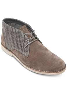 Kenneth Cole Reaction Men's Passage Suede Chukka Boots Men's Shoes