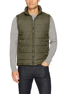 Kenneth Cole REACTION Men's Polyfill Puffer Vest
