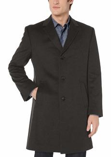 Kenneth Cole REACTION Men's Raburn Wool Top Coat   Regular