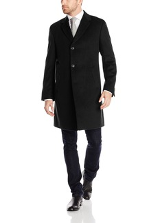 Kenneth Cole REACTION Men's Raburn Wool Top Coat   Regular