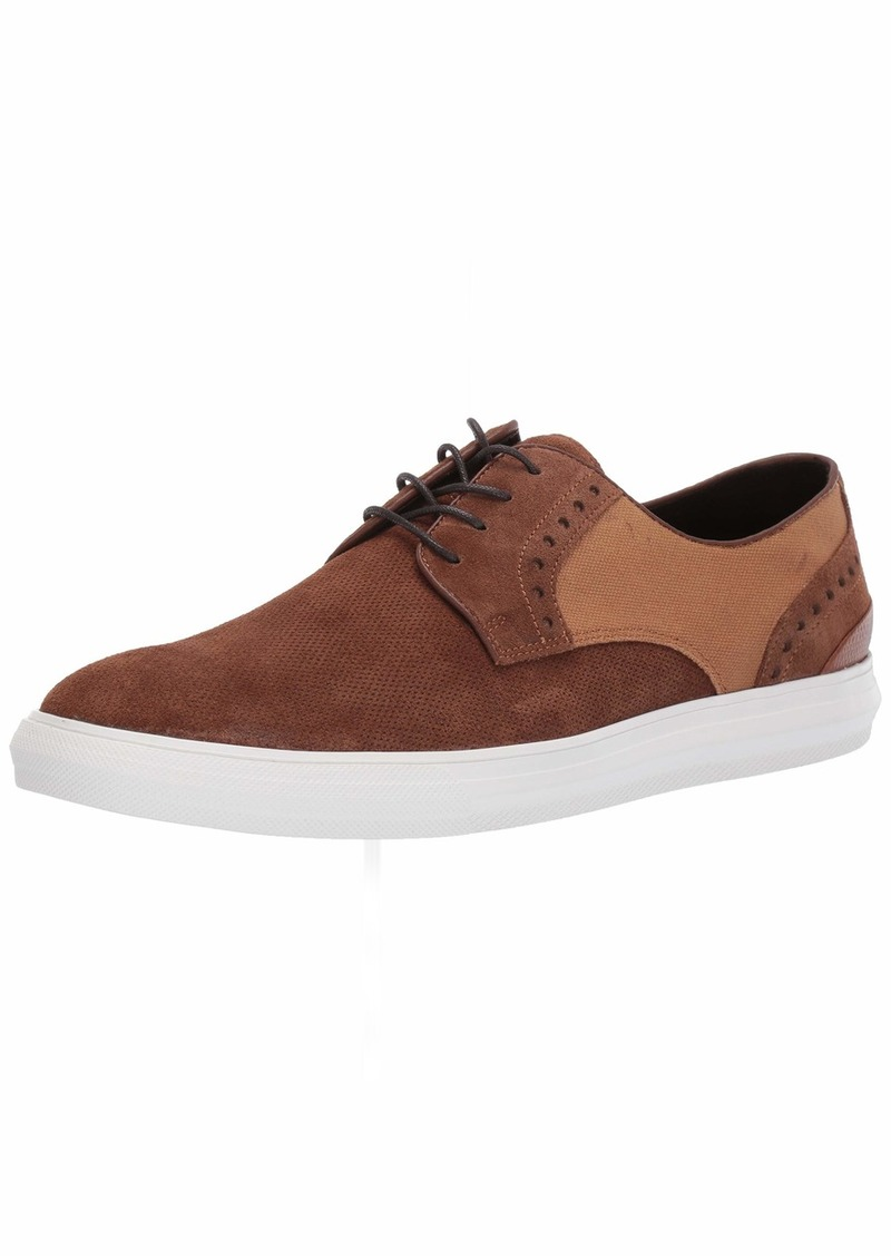 Kenneth Cole REACTION Men's Reemer B Lace Up On A Sport Outsole Sneaker   M US