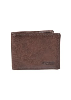 Kenneth Cole REACTION Men's Leather Bifold Wallet