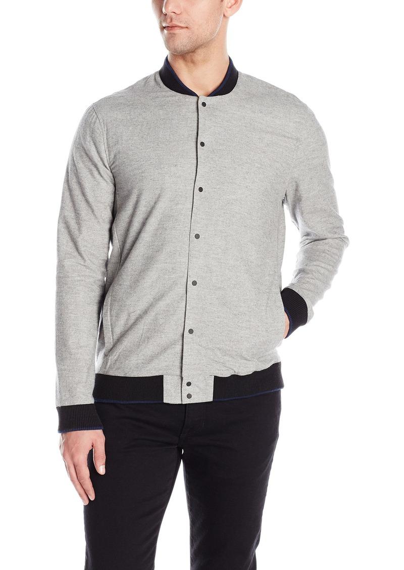 Kenneth Cole REACTION Men's Rib Trim Shirt Jacket
