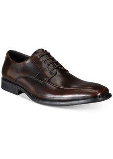 Kenneth Cole Reaction Men's Settle Moc-Toe Oxfords Men's Shoes