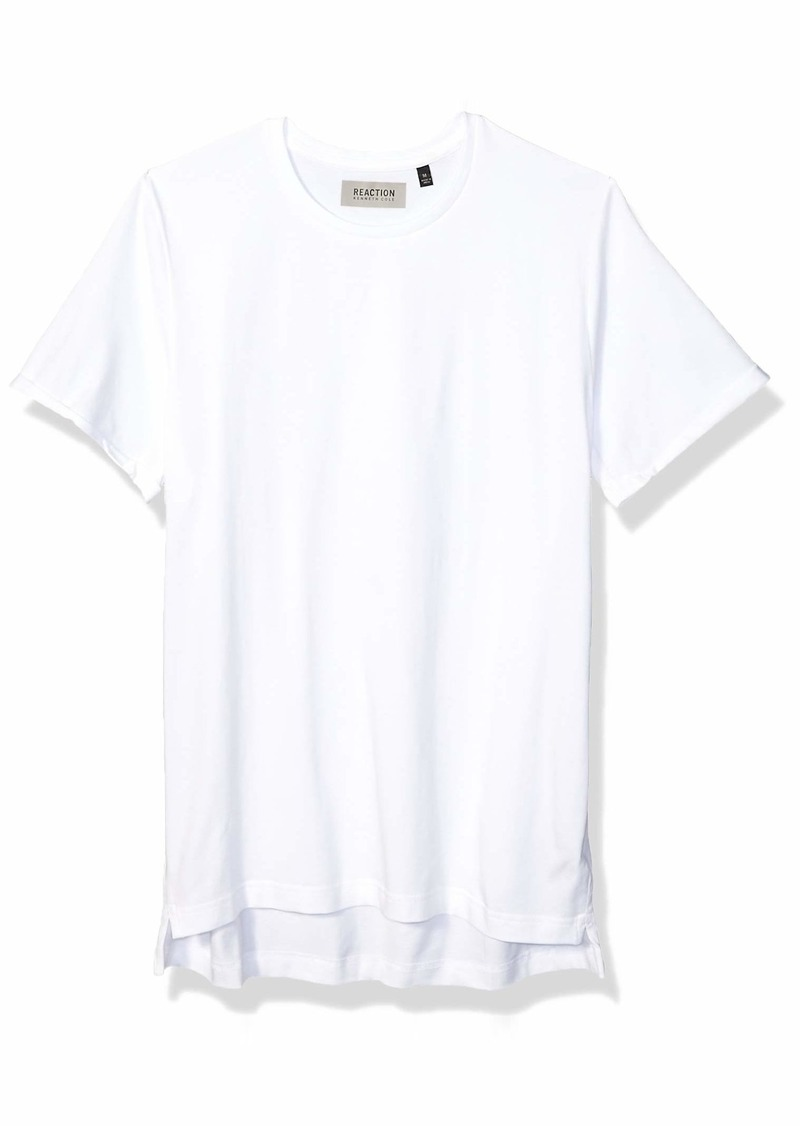 Kenneth Cole REACTION Men's Short Sleeve Crew Neck Tee  S