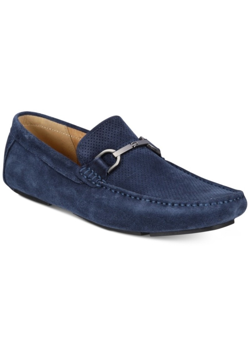 kenneth cole reaction shoes men suede loafers