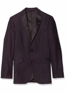 Kenneth Cole REACTION Men's Slim Fit Evening Jacket   Regular