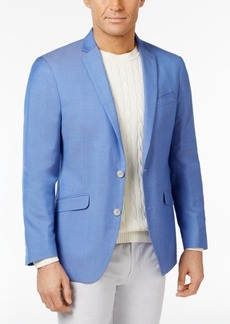Kenneth Cole Reaction Men's Slim-Fit Light Blue Sport Coat
