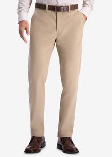 Kenneth Cole Reaction Men's Slim-Fit Stretch Corduroy Dress Pants