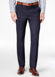 Kenneth Cole Reaction Men's Slim-Fit Stretch Dress Pants, Only at Macy's