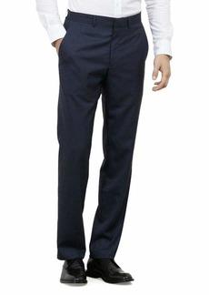 Kenneth Cole REACTION Men's Slim Fit Suit Separate Pant (Blazer Pant and Vest)