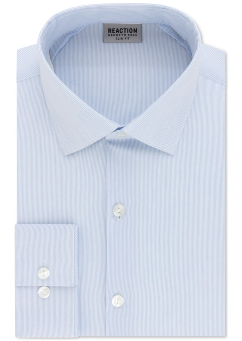 Kenneth Cole Kenneth Cole Reaction Mens Slim Fit Techni Cole