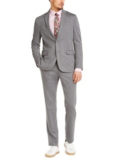 Kenneth Cole Reaction Men's Slim-Fit Xtra Flex Stretch Knit Suit, Created for Macy's