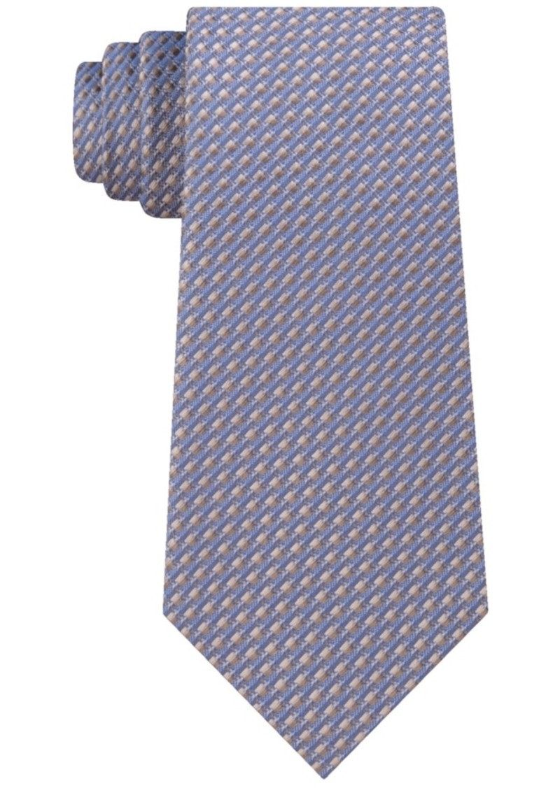 Kenneth Cole Reaction Men's Slim Texture Natte Tie