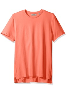 Kenneth Cole REACTION Men's Solid Short Sleeve Crew Tee