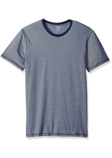Kenneth Cole REACTION Men's S/s Crew Neck Jersey Tee