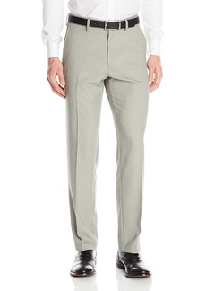 Kenneth Cole REACTION Men's Stretch Modern-Fit Flat-Front Pant  36x30