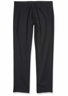 Kenneth Cole REACTION Men's Stretch Performance Chino Easy Care Slim Fit Flat Front Pant  36Wx32L
