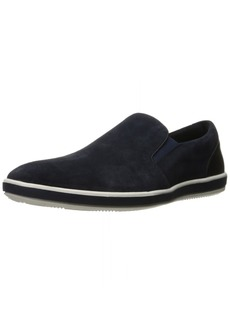 Kenneth Cole REACTION Men's Stroll Along Slip-On Loafer Midnight NVY  M US