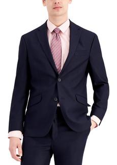 Kenneth Cole Reaction Men's Techni-Cole Suit Separate Slim-Fit Jacket