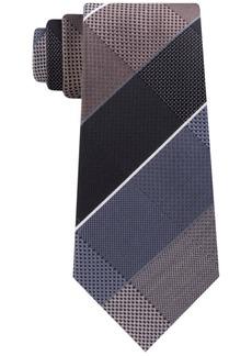 Kenneth Cole Reaction Men's Ted Grid Slim Tie