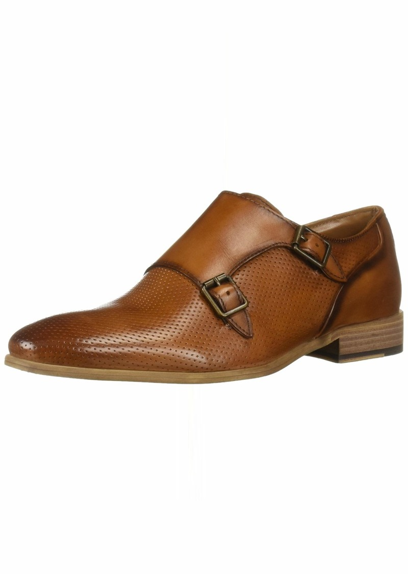 Kenneth Cole REACTION Men's Tellem Monk Shoe   M US