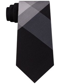 Kenneth Cole Reaction Men's Textured Colorblocked Silk Tie