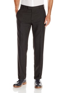 Kenneth Cole REACTION Men's Tic Weave Modern Fit Flat Pant  40x30