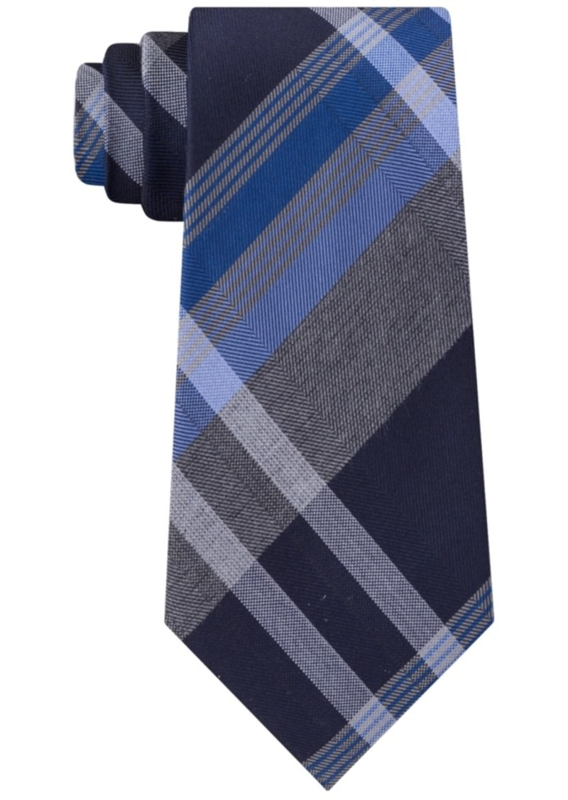 Kenneth Cole Reaction Men's Tre Plaid Tie