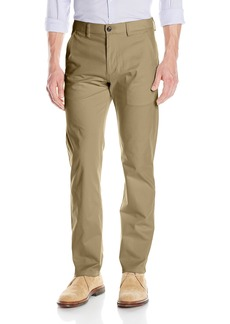 Kenneth Cole REACTION Men's Twill Flat-Front Pant  32x29