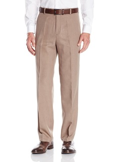 Kenneth Cole REACTION Men's Vertical Texture Modern Fit Flat Front Pant  38x32