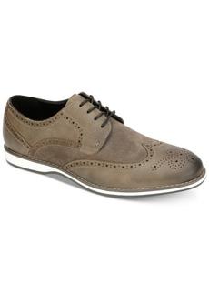 Kenneth Cole Reaction Men's Weiser Wingtip Bluchers Men's Shoes
