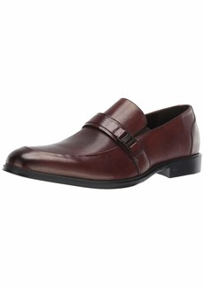 Kenneth Cole REACTION Men's Zac Moc Toe Slip On B Loafer   M US