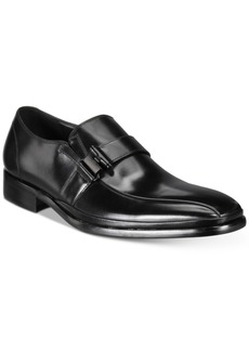 Kenneth Cole Reaction Men's Zap Strap Bike-Toe Loafers Men's Shoes
