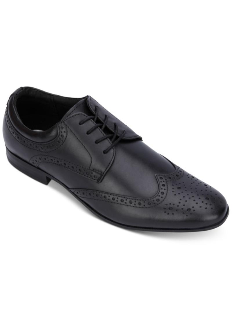 Kenneth Cole Reaction Men's Zeke Wingtip Oxfords Men's Shoes