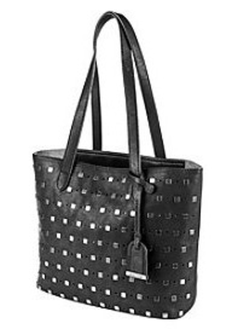 Kenneth Cole REACTION® Moto Stud Medium Tote