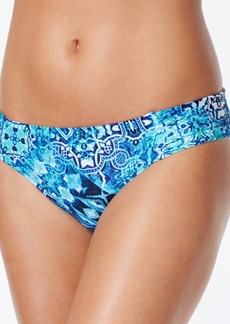 Kenneth Cole Reaction Multi-Print Surf Bikini Bottoms Women's Swimsuit